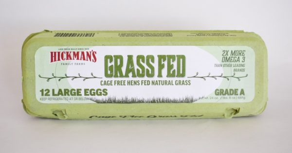 Half Case Large Grass Fed Eggs image