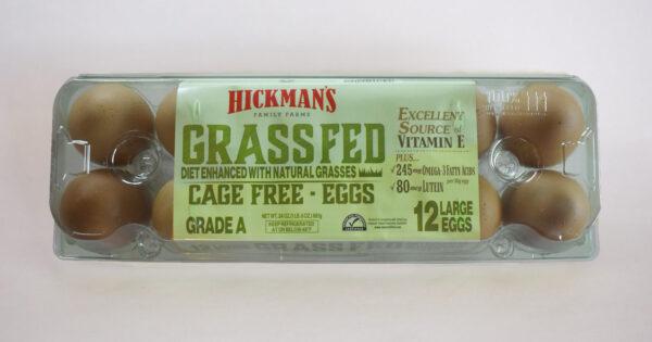 Half Case Large Grass Fed Eggs image