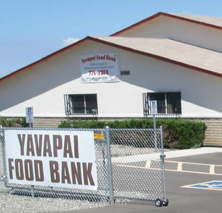 Yavapai Food Bank